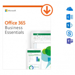 Office 365 Business: Microsoft Office 365 Business Essentials - maandabonnement