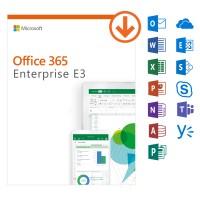 Office for business: Microsoft Office 365 Enterprise E3