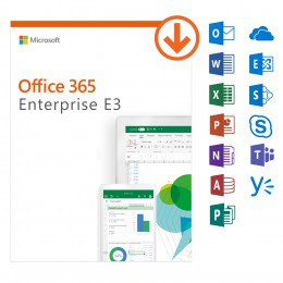 Microsoft: Microsoft Office 365 Enterprise E3