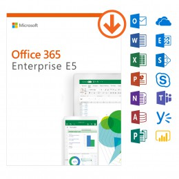 Office products: Microsoft Office 365 Enterprise E5