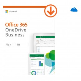 Office for business: OneDrive voor Bedrijven - 1TB