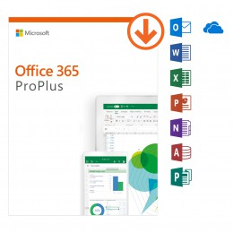 Office: Microsoft Office 365 ProPlus