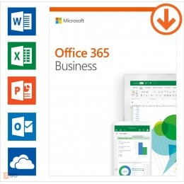 Office products: Microsoft Office 365 Business