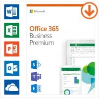 Office: Microsoft 365 Business Standard | Monthly subscription | 1User | 15 Devices