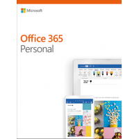 Office: Microsoft Office 365 Personal 1User 1year