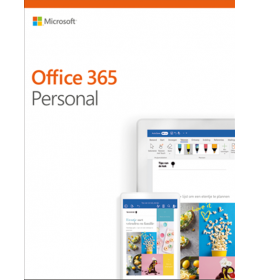 Microsoft Office 365 Personal 1User 1year