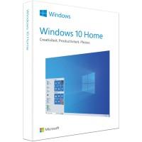 Besturingssystemen: Windows 10 Home OEM