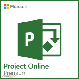 Business: Microsoft Project Online Premium abonnement 2019