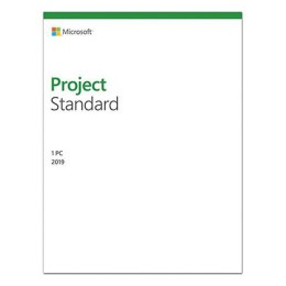 Business: Microsoft Project Standard 2019