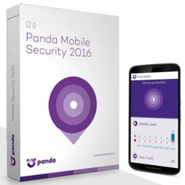 Mobile Security: Panda Mobile Security 5Apparaten 1Jaar