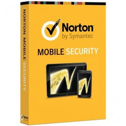 Mobile Security: Norton Mobile Security 1Device 1Year
