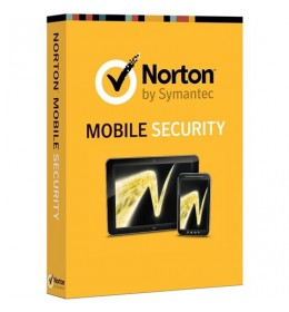 Norton Mobile Security 1Device 1Jaar