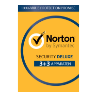 Norton Security Deluxe 6-Apparaten 1jaar 2020 - Antivirus inbegrepen - Windows | Mac | Android | iOS