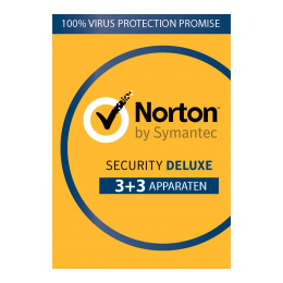 Beveiliging: Norton Security Deluxe 6-Apparaten 1jaar 2020 - Antivirus inbegrepen - Windows | Mac | Android | iOS