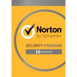 Norton Security: Norton Security Premium 10-Devices + 25GB Backup 1year
