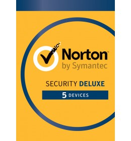 Norton Security Deluxe 5Devices 1years