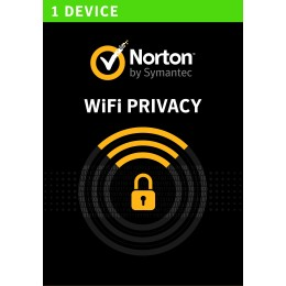 Total Security: Norton WiFi Privacy 1 Device 1year