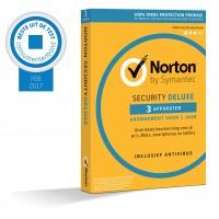 Norton Security Deluxe 3-Apparaten 1jaar