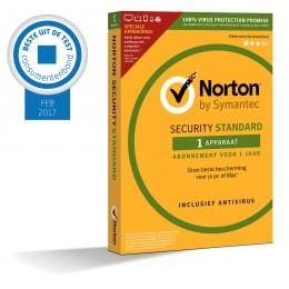 Norton Security Standard 1-Apparaat 1jaar (OEM)