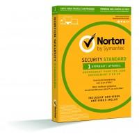 Norton Security Standard 1-PC/MAC 1jaar