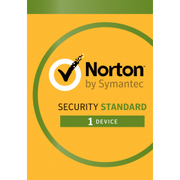 Total Security: Norton Security Standard 1-Device 1year | 2020 edition