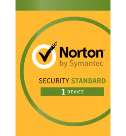Norton Security Standard 1-Device 1year   2020 edition