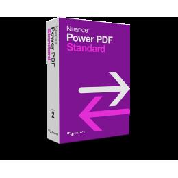 Nuance Power PDF Standard 1PC WIN