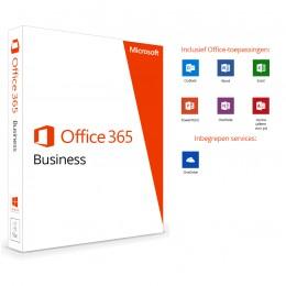 Microsoft Office 365 Business (jaarabonnement)
