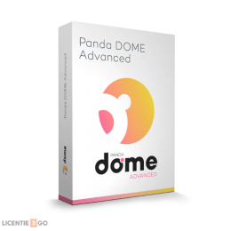 Security: Panda Dome Advanced Internet Security 2019 5devices 1year