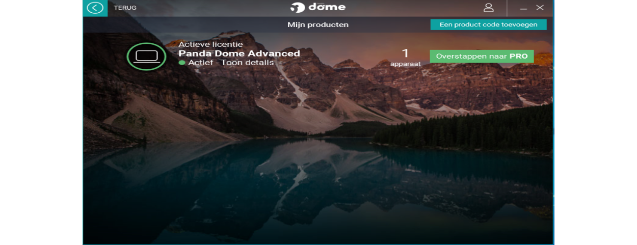 Panda Dome Advanced Internet Security 2019 3devices 1year