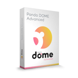 Beveiliging: Panda Dome Advanced Internet Security 2019 1apparaat 1jaar
