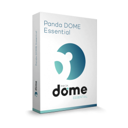 Security: Panda Dome Essential Antivirus 2020 5devices 1year