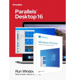 Parallels Desktop 16 for Mac   One-time purchase   1 installation + Windows 10 Home (N)