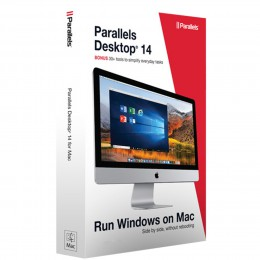 Virtualisation: Parallels Desktop 14 for Mac - Edu versie