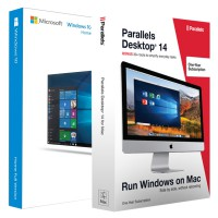 Parallels Desktop 14 1Jaar + Windows 10 Home Bundel