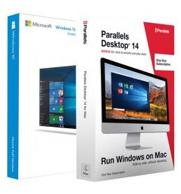 Parallels Desktop 14 1Jaar + Windows 10 Home Bundel
