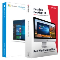 Parallels Desktop 14 Student 1Jaar + Windows 10 Home Bundel