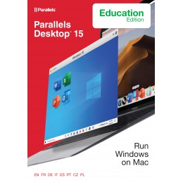Backup and Repair: Parallels Desktop 15 for Mac - Edu versie
