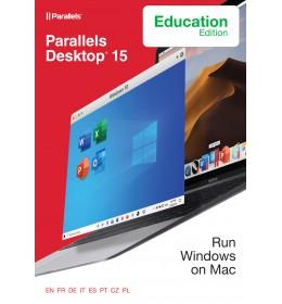 Parallels Desktop 15 1Jaar - Studentenversie