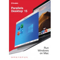 Virtualisation: Parallels Desktop 15 for Mac - One-time purchase