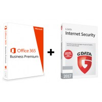 Microsoft Office 365 Business Premium + G-Data Internet Security