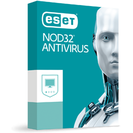 Security: ESET NOD32 Antivirus 3PCs 1Year