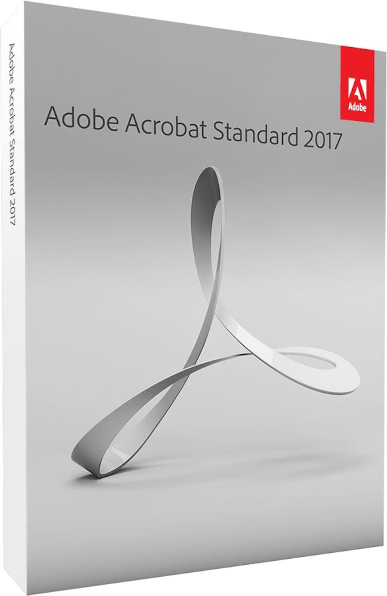 Adobe Acrobat 2017 Win NL Retail (65280598)