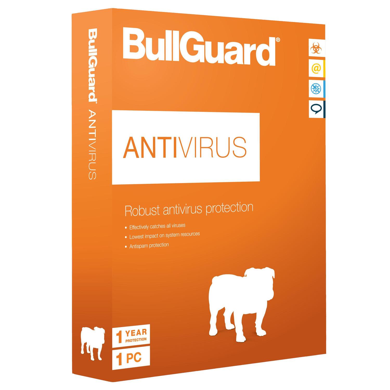 BullGuard Antivirus 1PC 1jaar