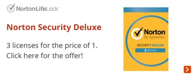 Norton Security Deluxe 3-devices promo