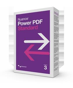 Nuance Power PDF Standard 3.0 1PC Windows